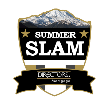 Directors Mortgage Summer Slam - August 28-30th, 2021